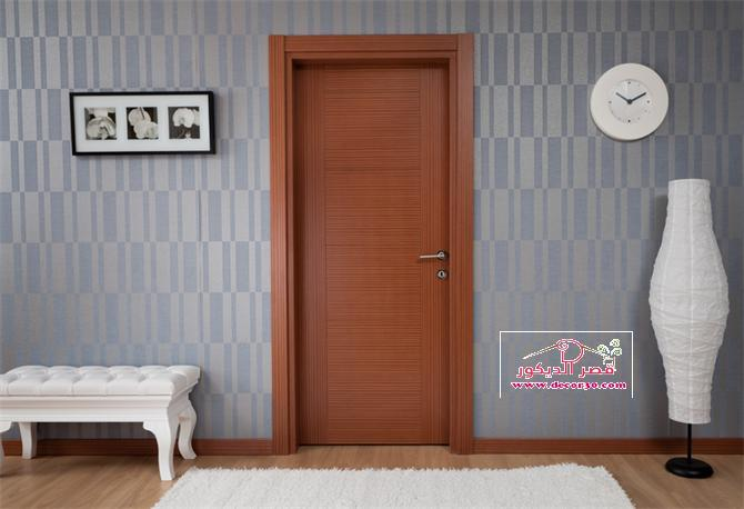 أشكال أبواب خشب للغرف