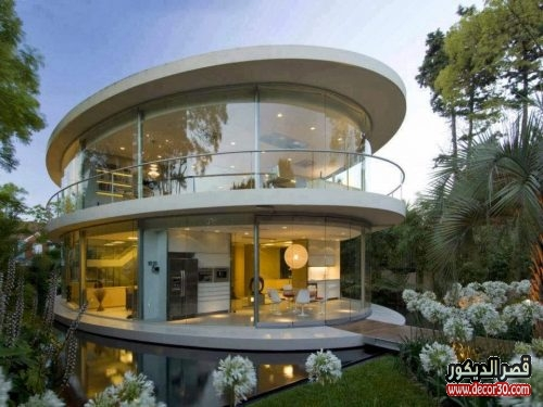 اجمل تصاميم المنازل