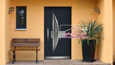 أشكال أبواب مودرن 2018 ا Modern Door Forms 2018   قصر الديكور