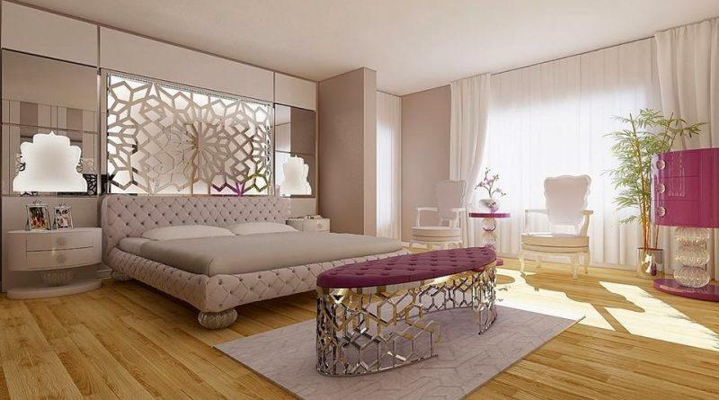 احدث ديكورات غرف نوم, 2018 Latest Bedroom Decor   قصر الديكور