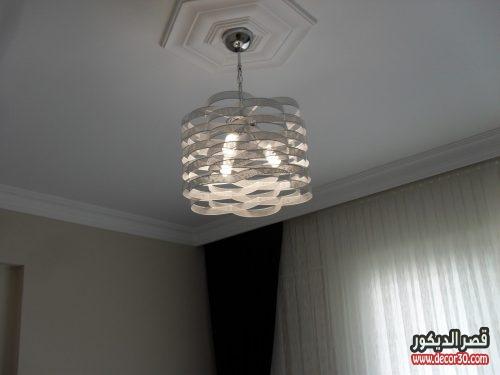 نجف مودرن لغرف نومmodern Lighting For Bedrooms قصر الديكور