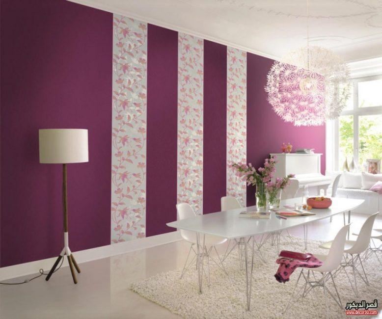 Colors of receptions paints - Vliestapete esszimmer ...