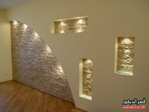 تصاميم جبس بورد للجدران