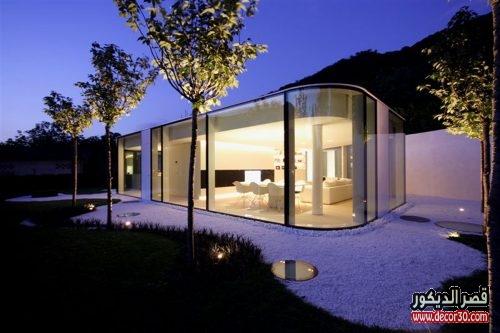 تصاميم منازل خارجية