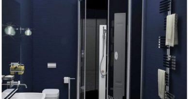 تصميم حمامات صغيرة مودرن