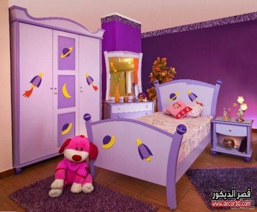 دهانات غرف الأطفال المودرن