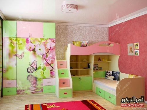 دهانات غرف الأطفال جديدة