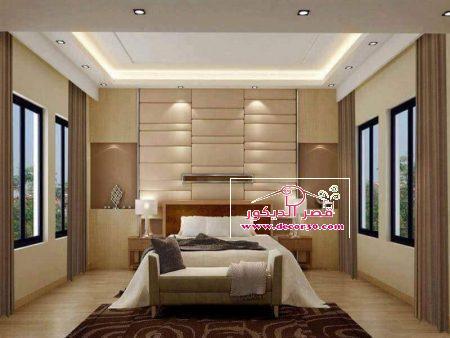 ديكورات جبس غرف نوم ، 2018 Gypsum decoration for bedrooms   قصر