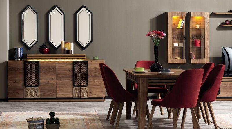 ديكورات غرف طعام بسيطة