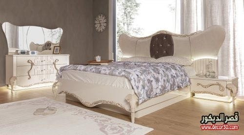صور كتالوج غرف نوم للعرسان