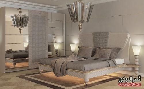 غرف نوم كاملة بالدولاب دمياطى