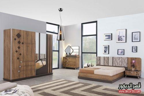 غرف نوم للعرسان تركية