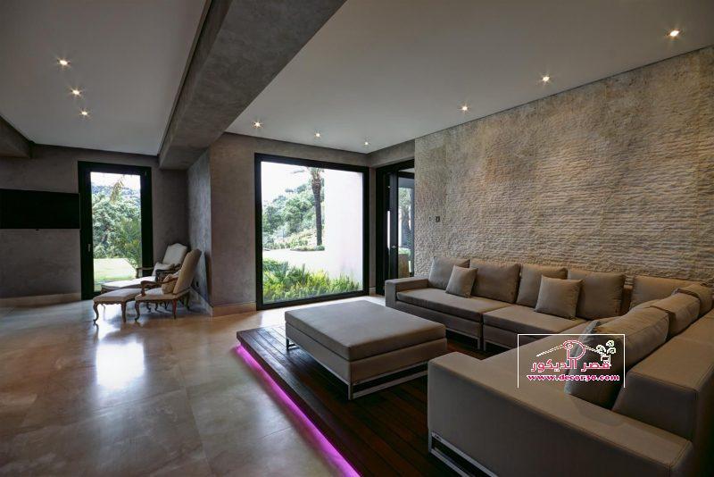 ديكور فلل مودرن من الداخل,Modern villas from inside