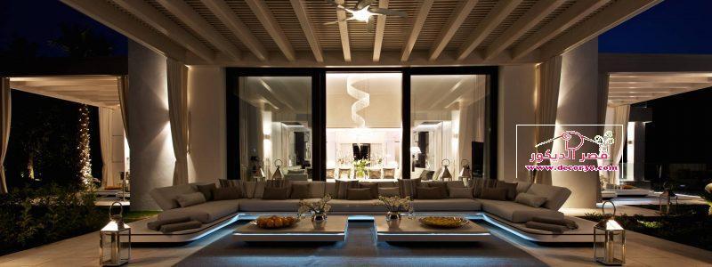 تصميم فلل مودرن من الداخل,Modern villas from inside