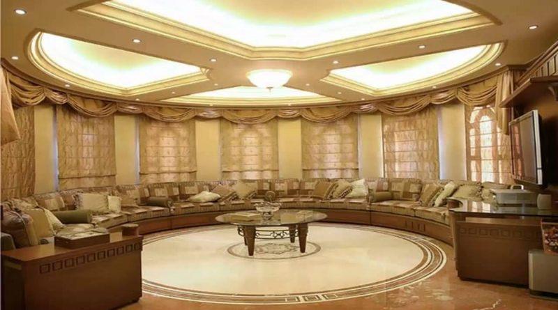 كنبات مجالس عربية حديثة Modern Arab Councils 2018 قصر الديكور