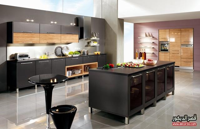 أشكال مطابخ مودرن ا Modern Kitchen Forms قصر الديكور