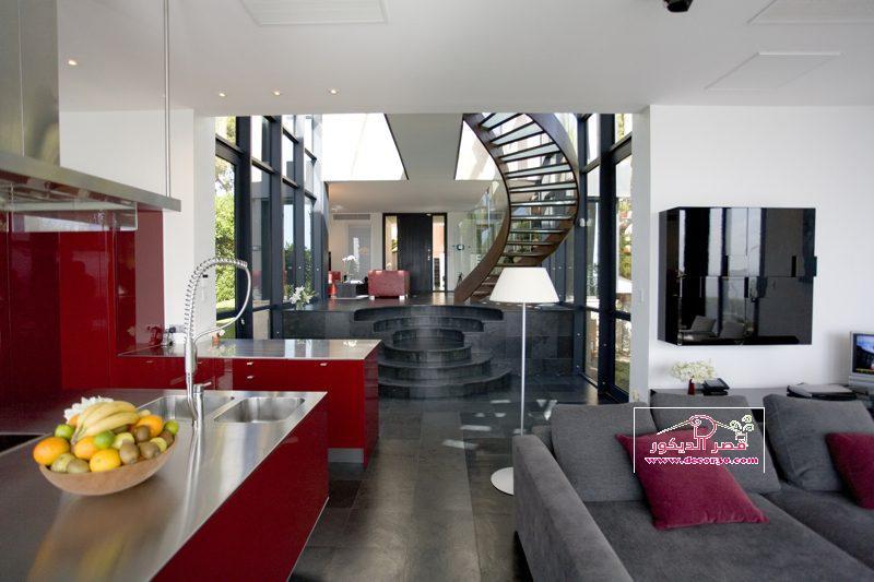 فلل مودرن من الداخل,Modern villas from inside
