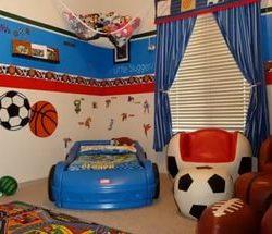ديكورات غرف نوم مودرن للأطفال