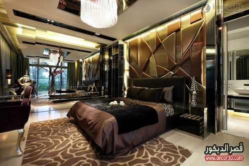 اجمل تصميم غرف نوم مودرن