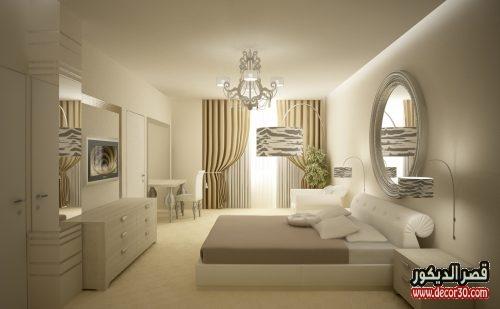 اجمل تصميم غرف نوم