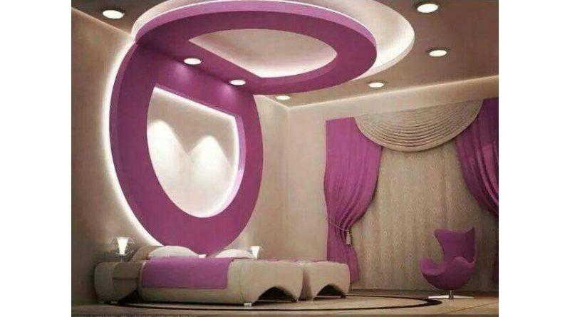 اسقف جبس بورد لغرف النوم