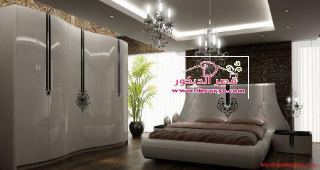 اسقف جبس غرف نوم ناعمه,Gypsum ceiling for soft bedroom   قصر الديكور