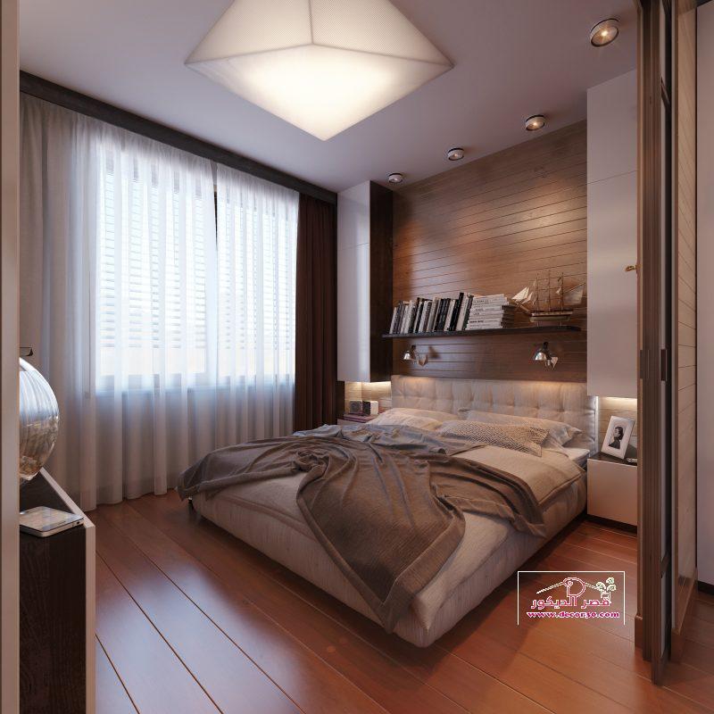 اسقف جبس غرف نوم ناعمه مساحة صغيرة