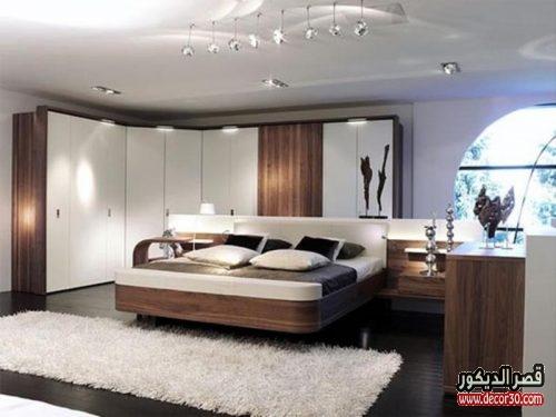تصاميم غرف نوم للعرسان كاملة