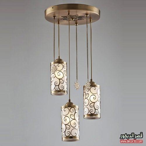 ثريات لغرف النومchandeliers For Bedrooms قصر الديكور
