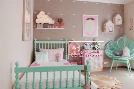 دهانات لغرف الاولاد روعة