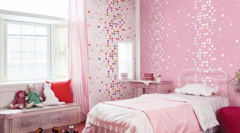 دهانات غرف اطفال حديثة
