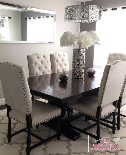 ديكورات غرف طعام مودرن,Modern Dining Room Decorations