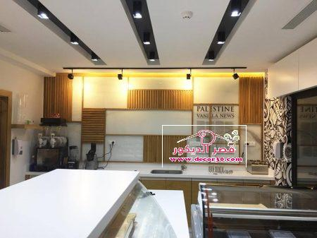 ديكور جبس مطابخ حديث,2018 Gypsum Kitchens   قصر الديكور