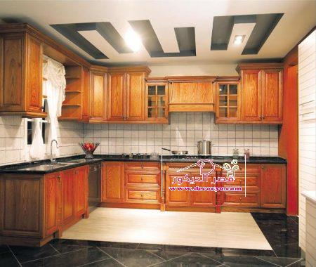 ديكور جبس مطابخ حديث2018 Gypsum Kitchens قصر الديكور
