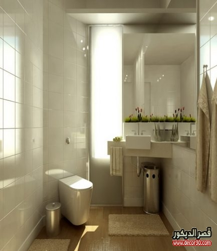 ديكور حمامات منازل