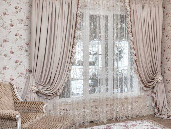 اشكال ستائر مودرن للريسبشنmodern Curtains For Reception قصر الديكور