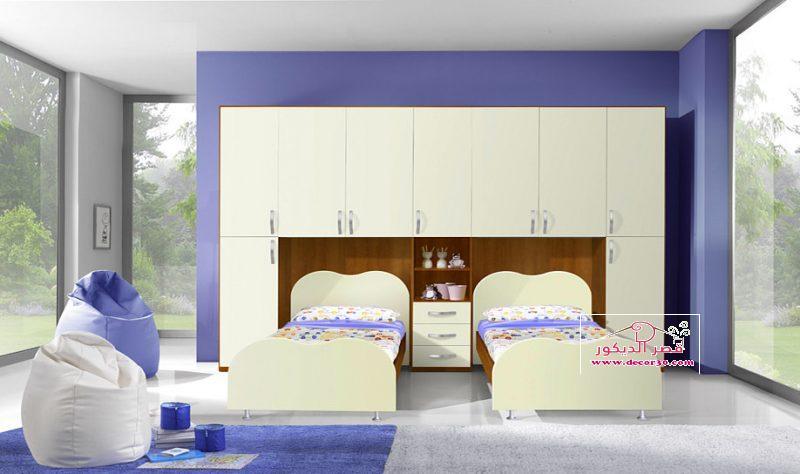 غرف اطفال مودرن حديثة