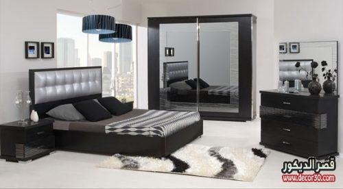 غرف نوم للعرسان تركية 2018