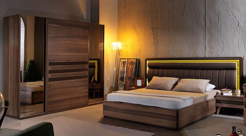 5a339c778 غرف نوم باللون البني بالصور كتالوج 2018,Bedrooms are brown - قصر الديكور