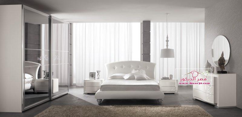 تصميم غرف نوم للعرسان