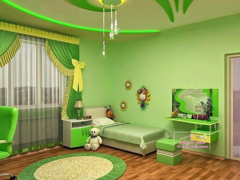 اجمل تصاميم اوض نوم اطفال حديثة