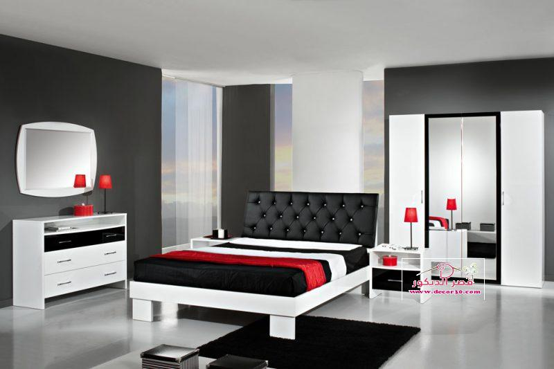 صور احدث تصميمات غرف النوم