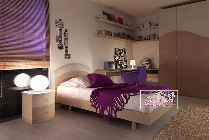 تصاميم غرف نوم مودرن حديثة ٢٠١٨