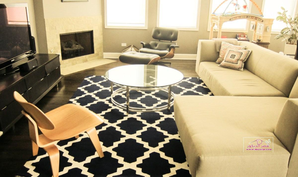 احدث صور ل غرفة معيشة باللون البيج