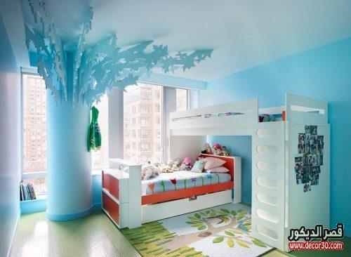 اجمل غرف اطفال تركية