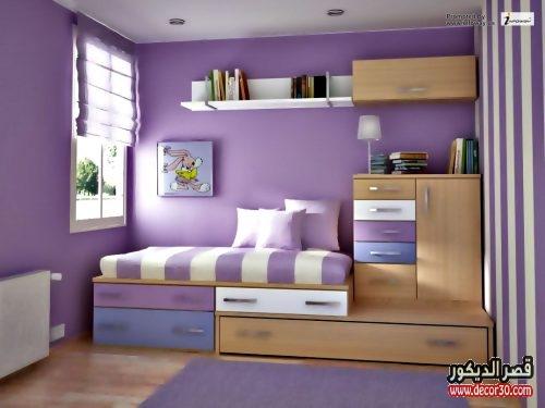 الوان غرف اطفال تركية جذابة
