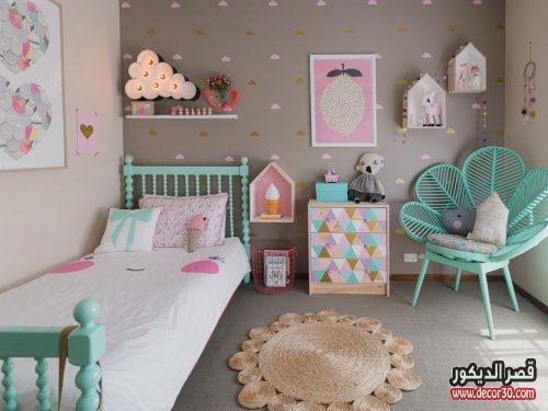 غرف اطفال تركية رقيقة