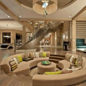 تصاميم منازل حديثة من الداخل