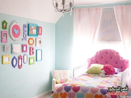 غرف اطفال تركية هادئة