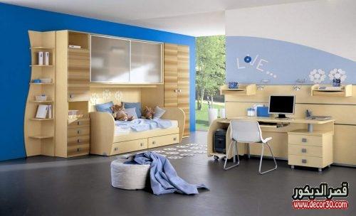 تصاميم غرف نوم تركية جذابة